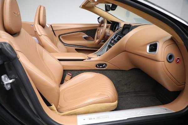 Used 2019 Aston Martin DB11 Volante for sale $212,990 at Aston Martin of Greenwich in Greenwich CT 06830 25
