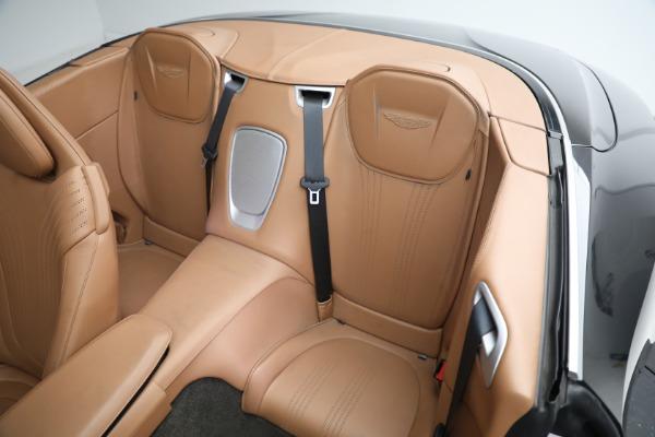 Used 2019 Aston Martin DB11 Volante for sale $212,990 at Aston Martin of Greenwich in Greenwich CT 06830 26