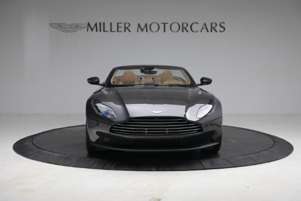Used 2019 Aston Martin DB11 Volante for sale $212,990 at Aston Martin of Greenwich in Greenwich CT 06830 4