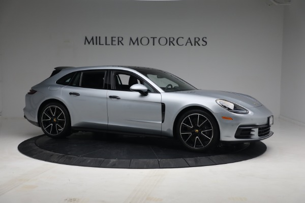 Used 2018 Porsche Panamera 4 Sport Turismo for sale $97,900 at Aston Martin of Greenwich in Greenwich CT 06830 10