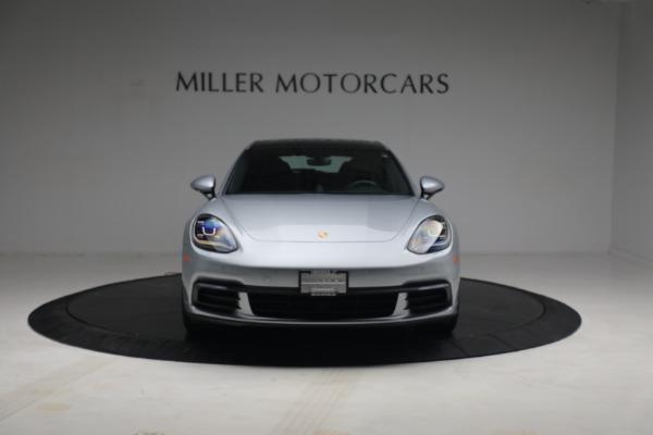 Used 2018 Porsche Panamera 4 Sport Turismo for sale $97,900 at Aston Martin of Greenwich in Greenwich CT 06830 12