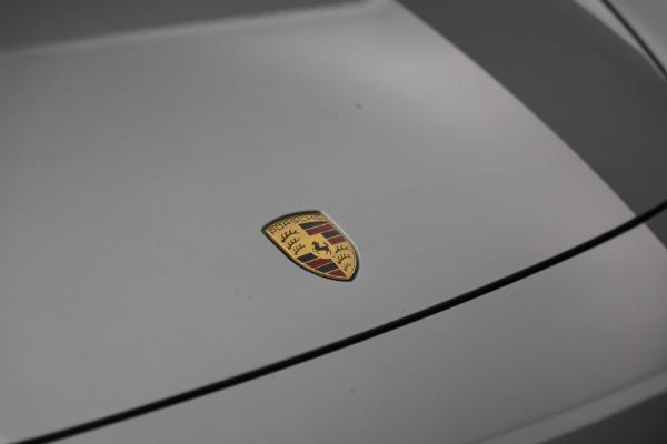 Used 2018 Porsche Panamera 4 Sport Turismo for sale $97,900 at Aston Martin of Greenwich in Greenwich CT 06830 14