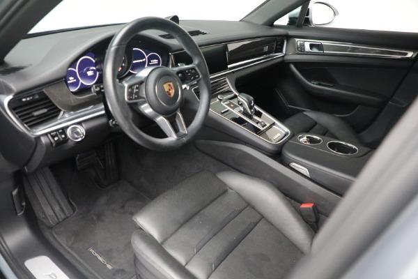 Used 2018 Porsche Panamera 4 Sport Turismo for sale $97,900 at Aston Martin of Greenwich in Greenwich CT 06830 17