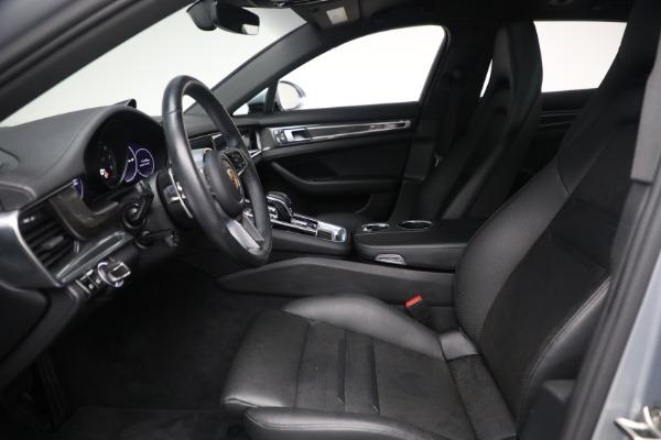 Used 2018 Porsche Panamera 4 Sport Turismo for sale $97,900 at Aston Martin of Greenwich in Greenwich CT 06830 18