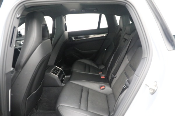 Used 2018 Porsche Panamera 4 Sport Turismo for sale $97,900 at Aston Martin of Greenwich in Greenwich CT 06830 21