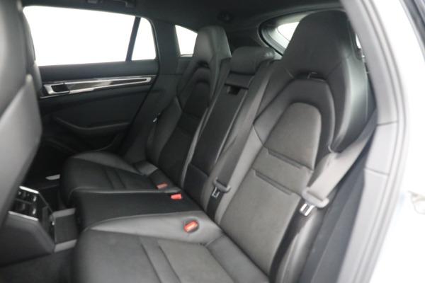 Used 2018 Porsche Panamera 4 Sport Turismo for sale $97,900 at Aston Martin of Greenwich in Greenwich CT 06830 22