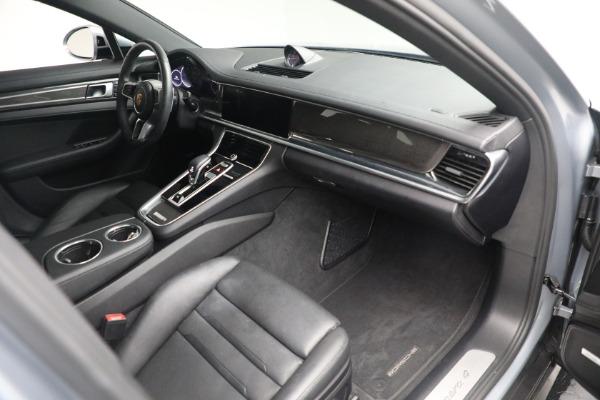 Used 2018 Porsche Panamera 4 Sport Turismo for sale $97,900 at Aston Martin of Greenwich in Greenwich CT 06830 24