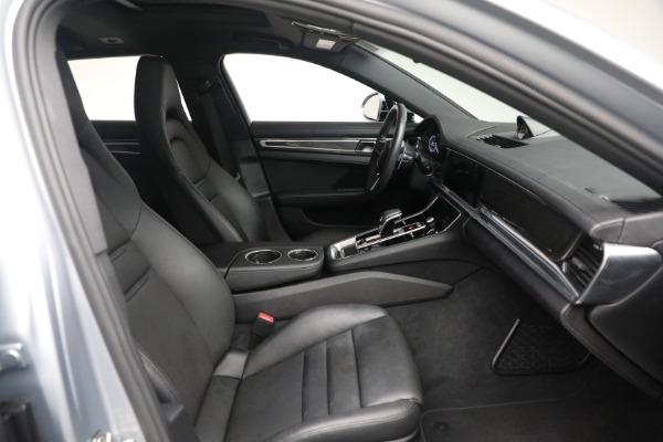 Used 2018 Porsche Panamera 4 Sport Turismo for sale $97,900 at Aston Martin of Greenwich in Greenwich CT 06830 25