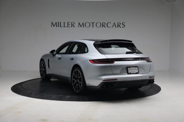 Used 2018 Porsche Panamera 4 Sport Turismo for sale $97,900 at Aston Martin of Greenwich in Greenwich CT 06830 5