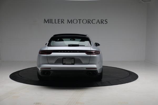 Used 2018 Porsche Panamera 4 Sport Turismo for sale $97,900 at Aston Martin of Greenwich in Greenwich CT 06830 6