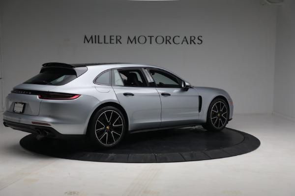 Used 2018 Porsche Panamera 4 Sport Turismo for sale $97,900 at Aston Martin of Greenwich in Greenwich CT 06830 8