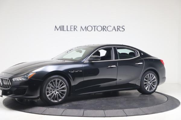 Used 2018 Maserati Ghibli SQ4 for sale $54,900 at Aston Martin of Greenwich in Greenwich CT 06830 2