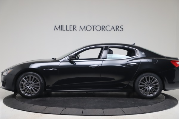 Used 2018 Maserati Ghibli SQ4 for sale $54,900 at Aston Martin of Greenwich in Greenwich CT 06830 3