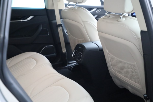 Used 2018 Maserati Levante for sale $57,900 at Aston Martin of Greenwich in Greenwich CT 06830 19