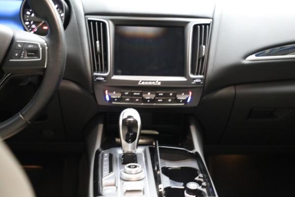 Used 2018 Maserati Levante for sale $57,900 at Aston Martin of Greenwich in Greenwich CT 06830 21