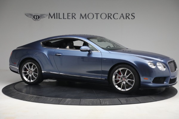 Used 2015 Bentley Continental GT V8 S for sale $119,900 at Aston Martin of Greenwich in Greenwich CT 06830 10