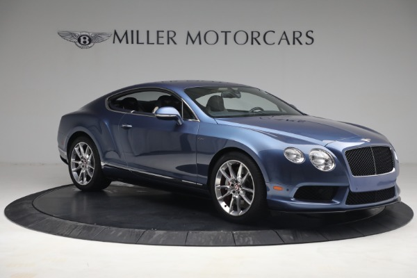 Used 2015 Bentley Continental GT V8 S for sale $119,900 at Aston Martin of Greenwich in Greenwich CT 06830 11