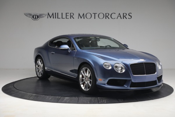 Used 2015 Bentley Continental GT V8 S for sale $119,900 at Aston Martin of Greenwich in Greenwich CT 06830 12