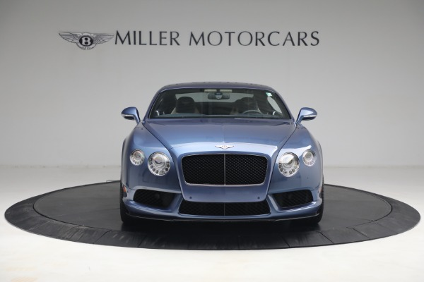 Used 2015 Bentley Continental GT V8 S for sale $119,900 at Aston Martin of Greenwich in Greenwich CT 06830 13