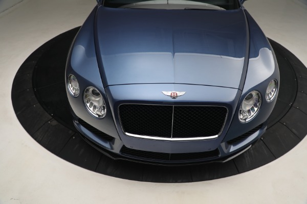 Used 2015 Bentley Continental GT V8 S for sale $119,900 at Aston Martin of Greenwich in Greenwich CT 06830 14
