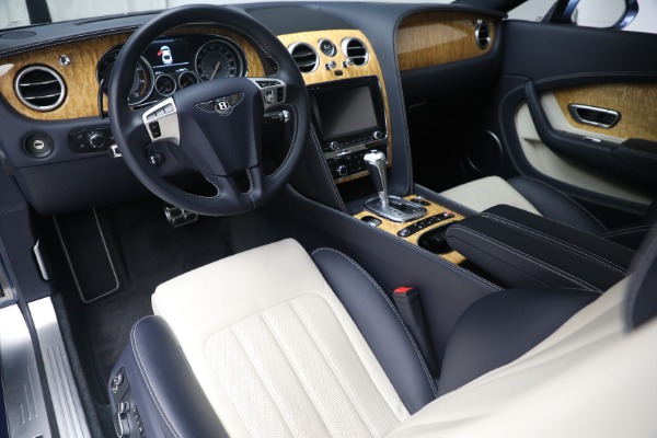 Used 2015 Bentley Continental GT V8 S for sale $119,900 at Aston Martin of Greenwich in Greenwich CT 06830 17