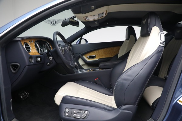 Used 2015 Bentley Continental GT V8 S for sale $119,900 at Aston Martin of Greenwich in Greenwich CT 06830 18