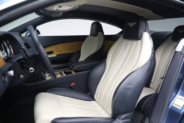 Used 2015 Bentley Continental GT V8 S for sale $119,900 at Aston Martin of Greenwich in Greenwich CT 06830 19