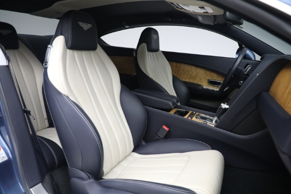 Used 2015 Bentley Continental GT V8 S for sale $119,900 at Aston Martin of Greenwich in Greenwich CT 06830 24