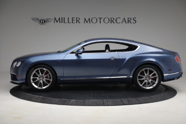 Used 2015 Bentley Continental GT V8 S for sale $119,900 at Aston Martin of Greenwich in Greenwich CT 06830 3