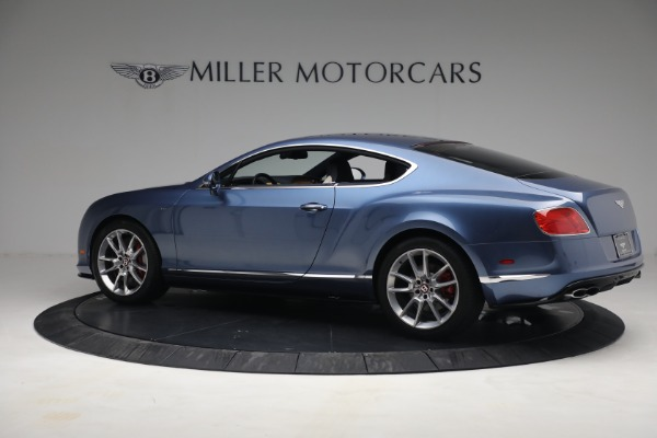 Used 2015 Bentley Continental GT V8 S for sale $119,900 at Aston Martin of Greenwich in Greenwich CT 06830 4
