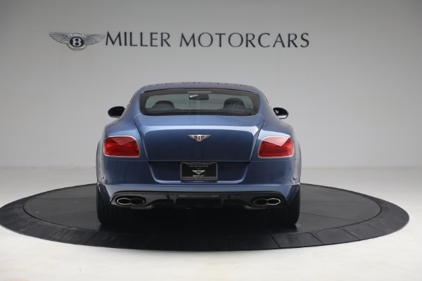 Used 2015 Bentley Continental GT V8 S for sale $119,900 at Aston Martin of Greenwich in Greenwich CT 06830 6