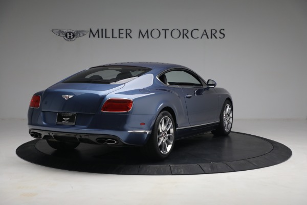 Used 2015 Bentley Continental GT V8 S for sale $119,900 at Aston Martin of Greenwich in Greenwich CT 06830 7