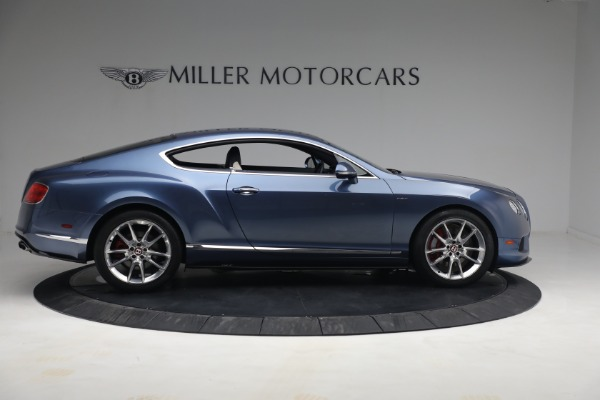 Used 2015 Bentley Continental GT V8 S for sale $119,900 at Aston Martin of Greenwich in Greenwich CT 06830 9