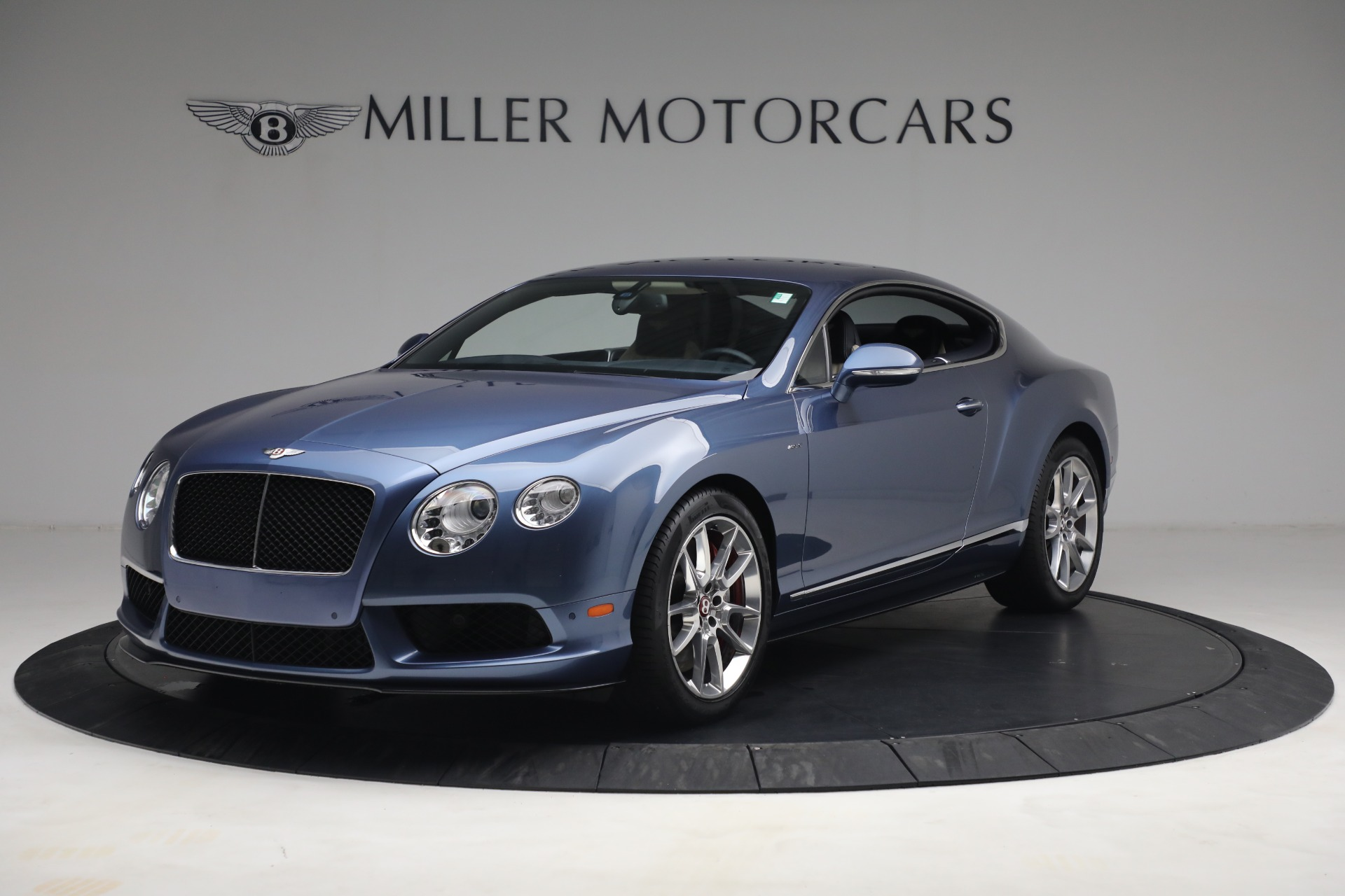 Used 2015 Bentley Continental GT V8 S for sale $119,900 at Aston Martin of Greenwich in Greenwich CT 06830 1