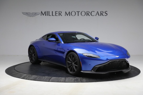 Used 2020 Aston Martin Vantage for sale $139,990 at Aston Martin of Greenwich in Greenwich CT 06830 11