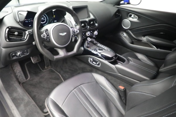 Used 2020 Aston Martin Vantage for sale $139,990 at Aston Martin of Greenwich in Greenwich CT 06830 12