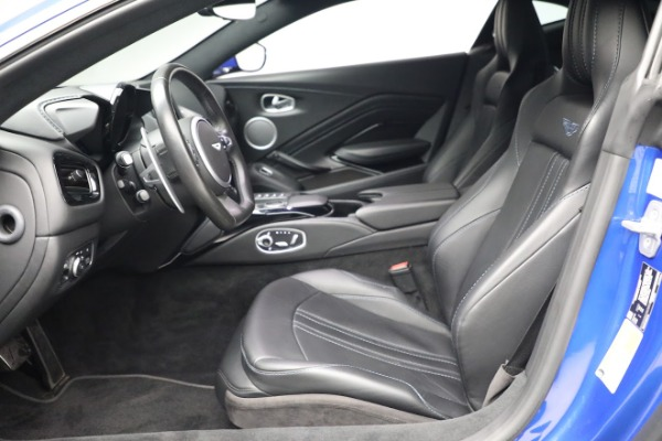 Used 2020 Aston Martin Vantage for sale $139,990 at Aston Martin of Greenwich in Greenwich CT 06830 13