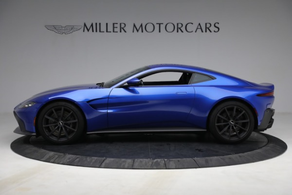 Used 2020 Aston Martin Vantage for sale $139,990 at Aston Martin of Greenwich in Greenwich CT 06830 2