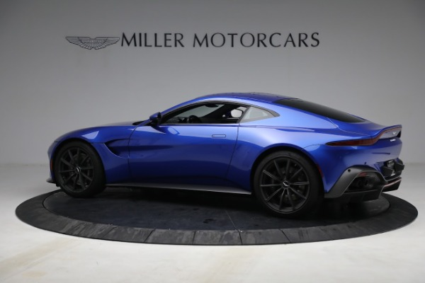 Used 2020 Aston Martin Vantage for sale $139,990 at Aston Martin of Greenwich in Greenwich CT 06830 3