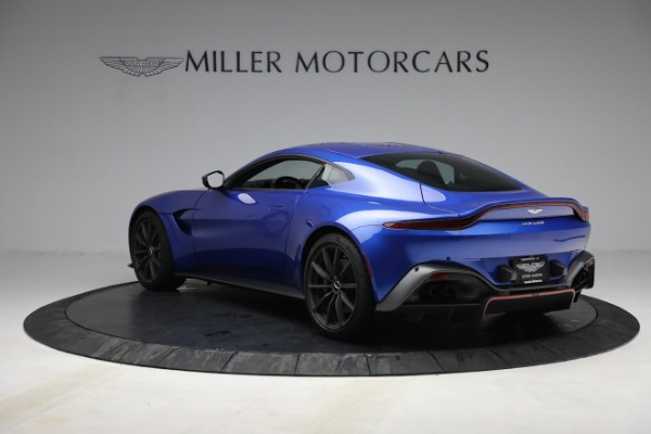 Used 2020 Aston Martin Vantage for sale $139,990 at Aston Martin of Greenwich in Greenwich CT 06830 4