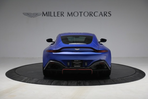 Used 2020 Aston Martin Vantage for sale $139,990 at Aston Martin of Greenwich in Greenwich CT 06830 5