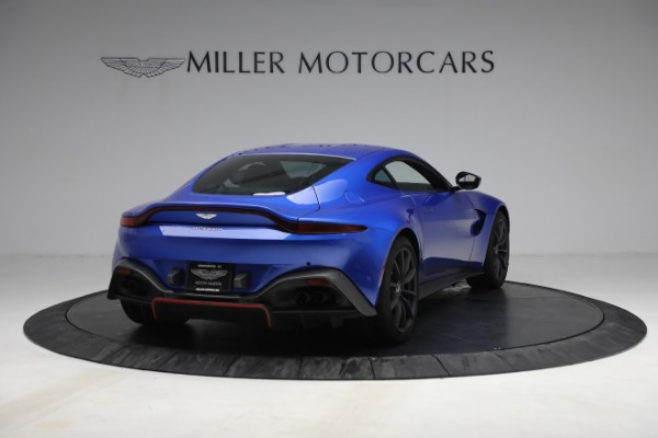 Used 2020 Aston Martin Vantage for sale $139,990 at Aston Martin of Greenwich in Greenwich CT 06830 6