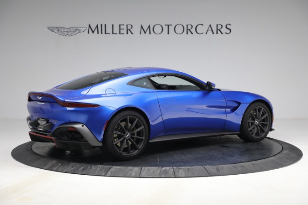 Used 2020 Aston Martin Vantage for sale $139,990 at Aston Martin of Greenwich in Greenwich CT 06830 7