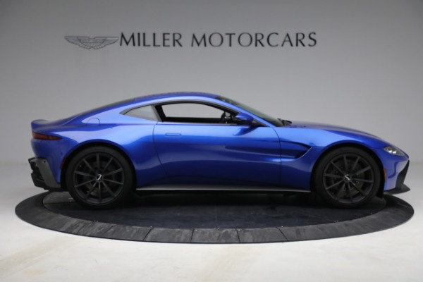 Used 2020 Aston Martin Vantage for sale $139,990 at Aston Martin of Greenwich in Greenwich CT 06830 8