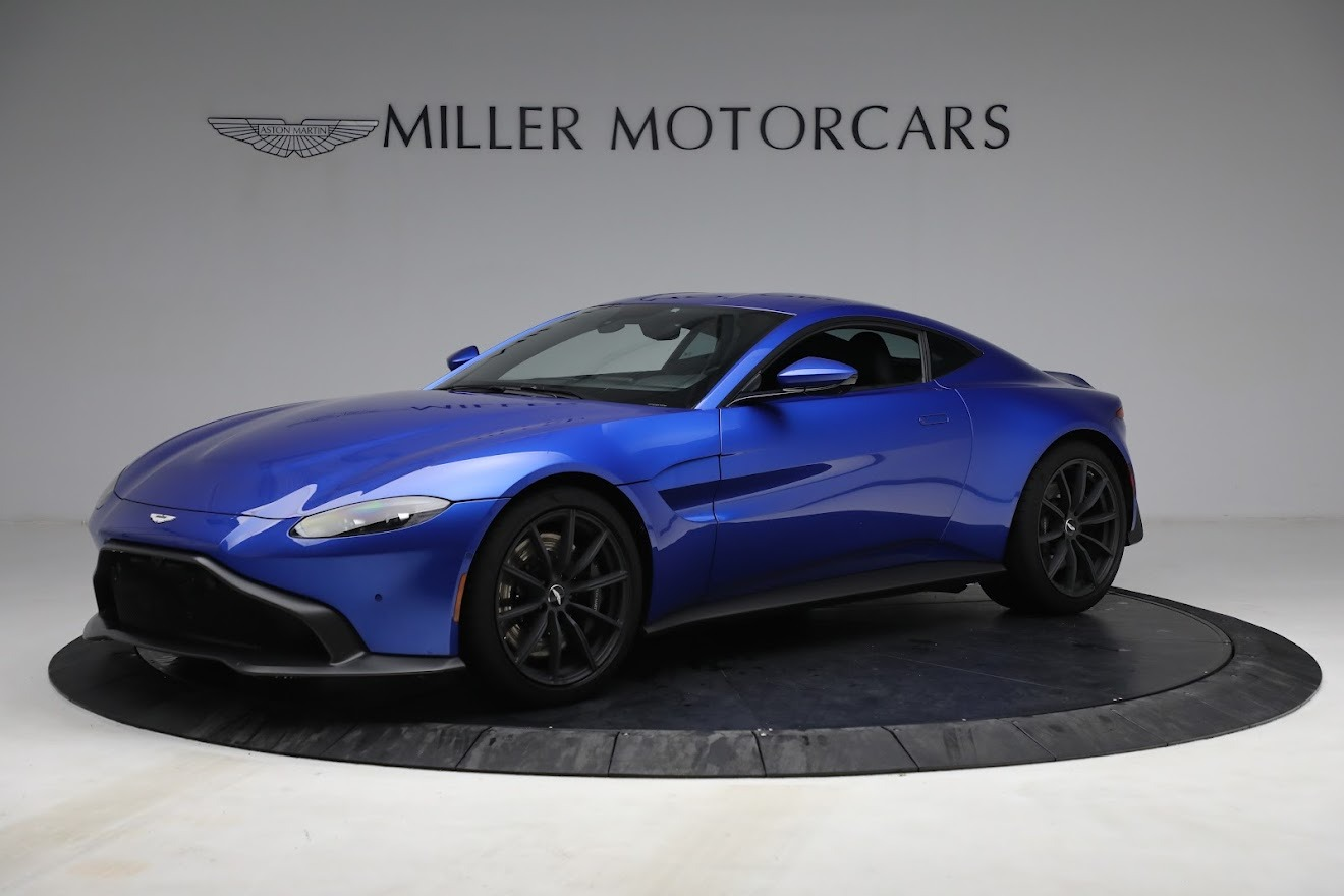 Used 2020 Aston Martin Vantage for sale $139,990 at Aston Martin of Greenwich in Greenwich CT 06830 1