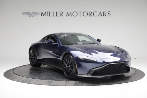 Used 2020 Aston Martin Vantage for sale $139,900 at Aston Martin of Greenwich in Greenwich CT 06830 10