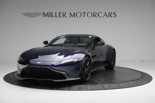 Used 2020 Aston Martin Vantage for sale $139,900 at Aston Martin of Greenwich in Greenwich CT 06830 12