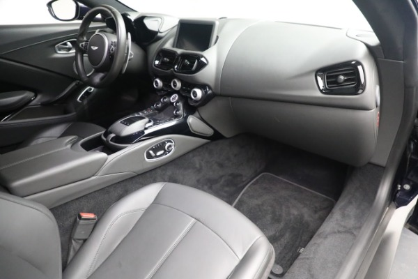 Used 2020 Aston Martin Vantage for sale $139,900 at Aston Martin of Greenwich in Greenwich CT 06830 17