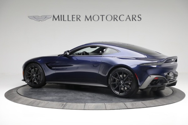 Used 2020 Aston Martin Vantage for sale $139,900 at Aston Martin of Greenwich in Greenwich CT 06830 3