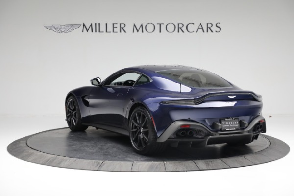 Used 2020 Aston Martin Vantage for sale $139,900 at Aston Martin of Greenwich in Greenwich CT 06830 4
